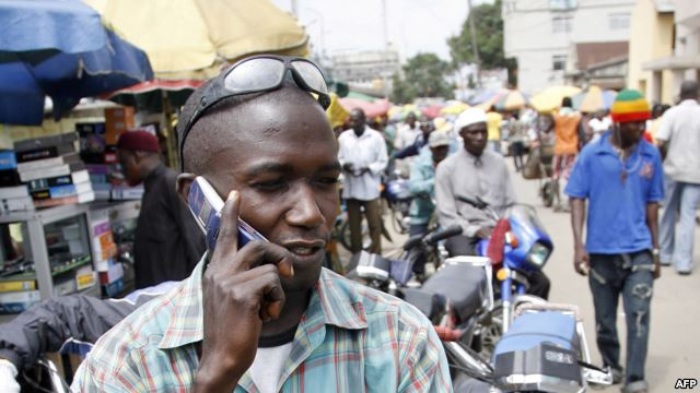 Why Some Nigerians Are Scared of Talking on Phone