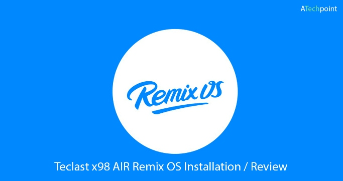 How To Install Remix 2.0 OS on Windows