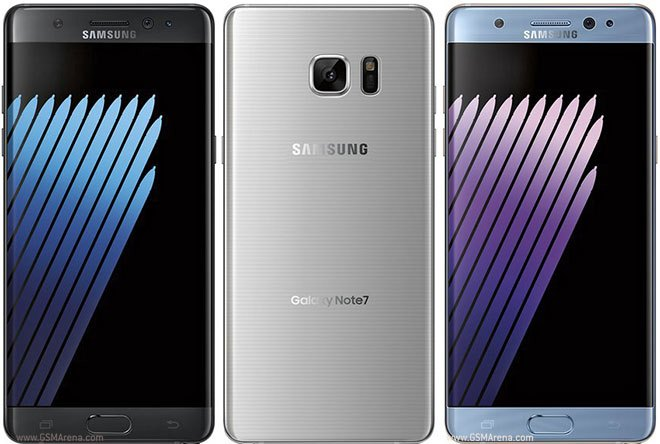 Another batch of Galaxy Note7 leaks: see the iris scanner in action