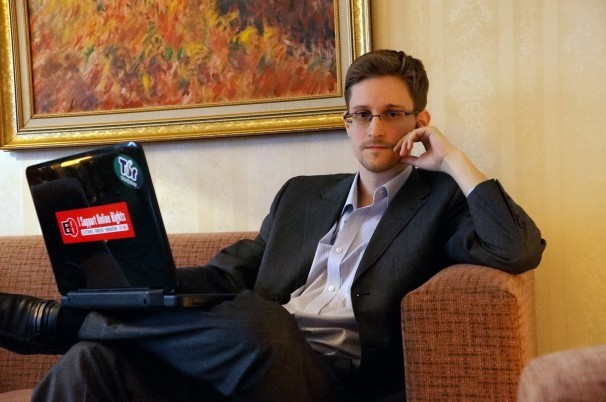Snowden Puts His Mind to Designing Spy-Proof Smartphone Cases