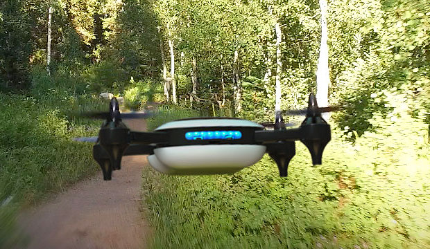 Teal Pushes Drone Speed Limits