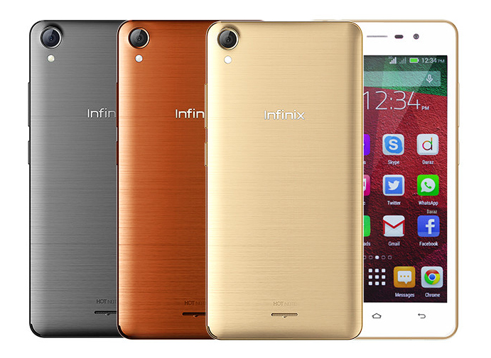 Infinix Mobility Releases Hot S Series in Nigeria