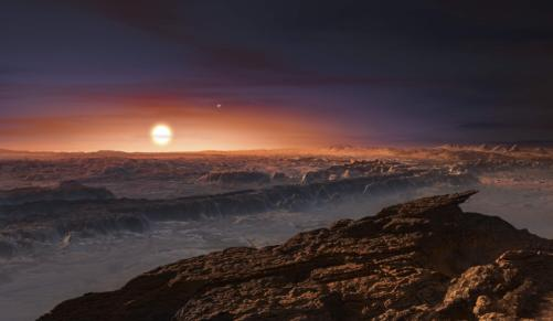 Second Earth Found, and It Could Be Home To ET