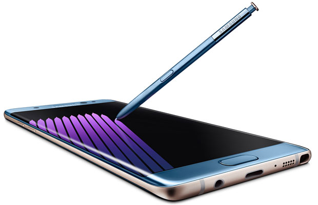 Samsung Hones Galaxy Note7 to a Fine Point