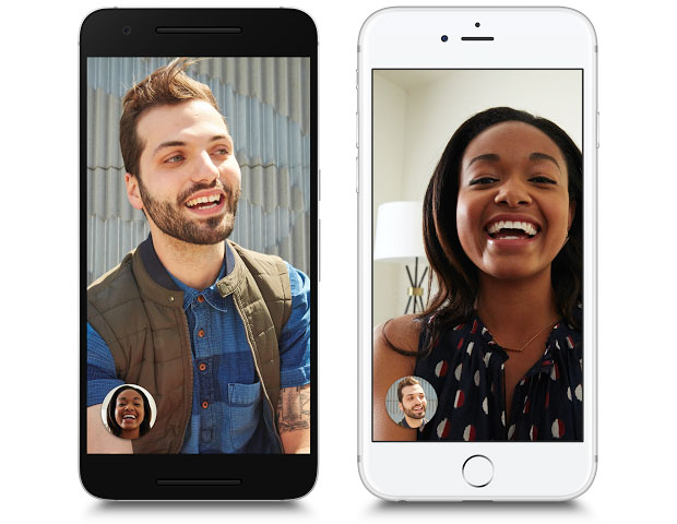 Google Launched Google Duo, A One-On-One Video Calling App