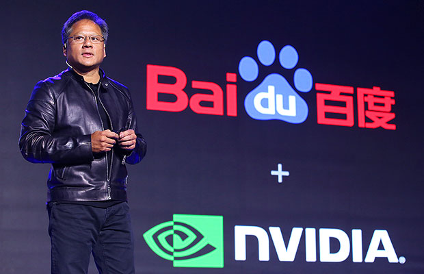Nvidia, Baidu Team on Cloud-to-Car AI Platform
