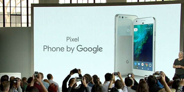Google Unveiled a New Smartphone and Home Hub